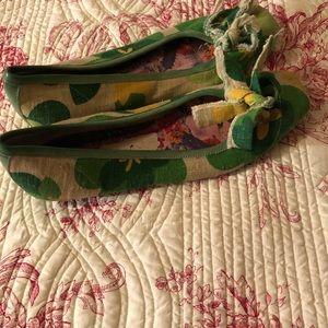 Shoes - Beautiful ballet flats, Sz 10